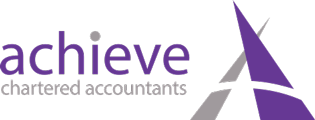Achieve Chartered Accountants Sticky Logo Retina